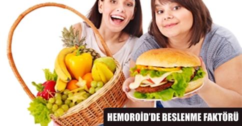 Hemoroid Gıdaları